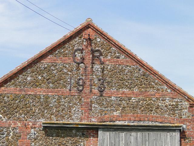 Farm building at Flitcham, Norfolk