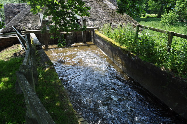 Mill Race Filling