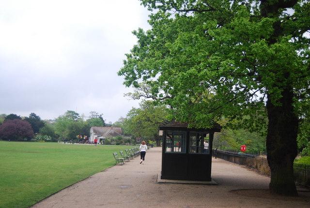 Shelter, Dulwich Park