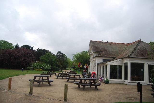 Pavilion Cafe, Dulwich Park