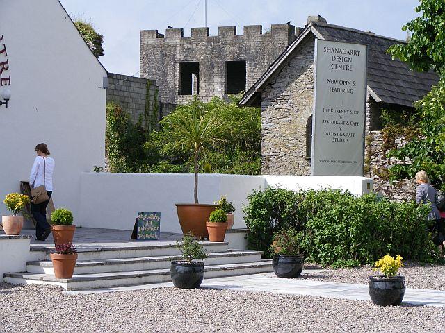 Shanagarry Castle, Shanagarry, Cork