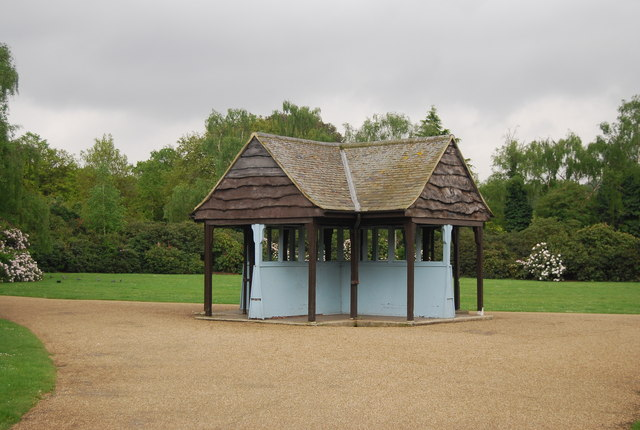 Shelter, Dulwich Park