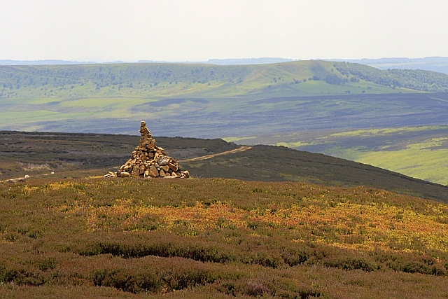 Cairn, Shaw Ridge