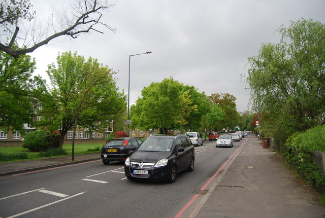 Dulwich Common (A205)