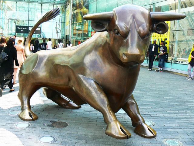 Bull, West Mall, Bullring, Birmingham