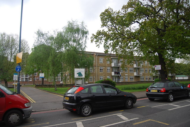 Lordship Lane and Dulwich Common Estate