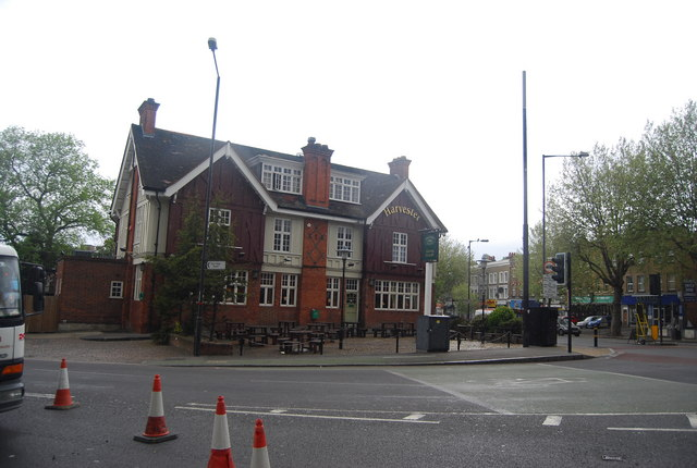 Grove Tavern, Dulwich Common