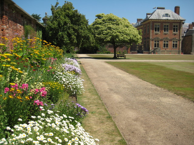 Gardens and Tredegar House