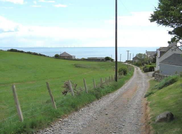 Approaching Port O' Warren