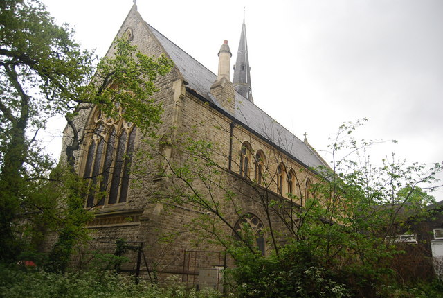 Former St Peter's Church, Dulwich
