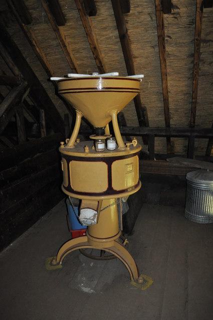 Corn Mill at Gunton