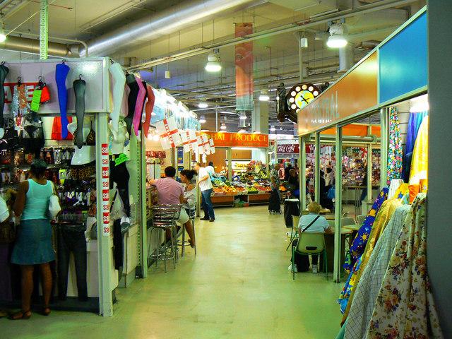 Inside Moor Market, Edgbaston Street, Birmingham (2)