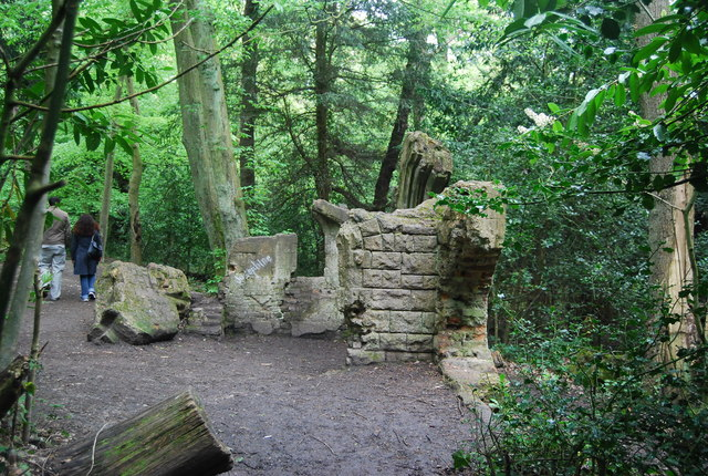 The Rookery, Sydenham Hill Wood