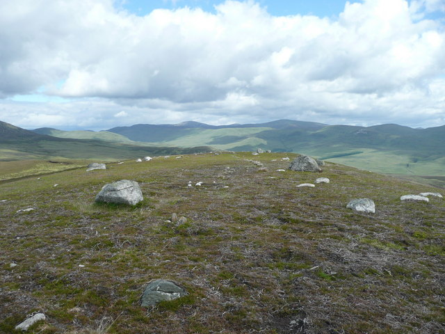 Summit of Bad an Tuirc