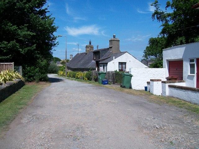 Traditional cottage in Ffordd y Glyn, Llanbedrog