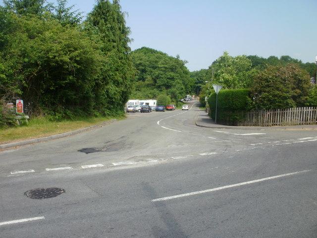 Cannop Road, Parkend