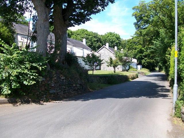 New studio houses in Glyn y Marian
