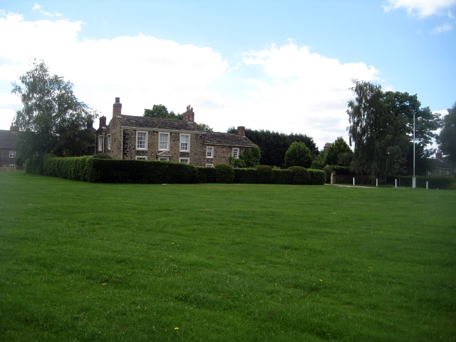 Heath conservation village - Moorhouse