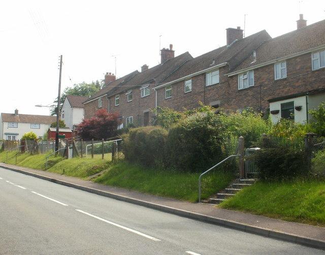 Fancy Road houses, Parkend