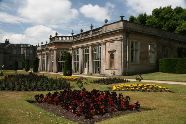 Orangery, Lyme Hall, Cheshire