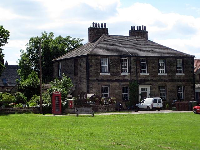 Heath conservation village - Cobbler's Hall