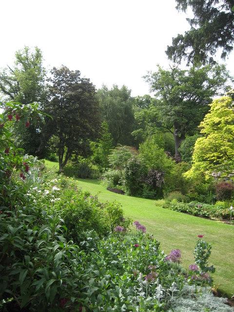 Inveresk Lodge Gardens