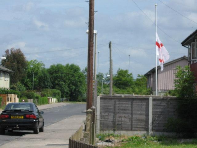 Sulby Drive, Preston