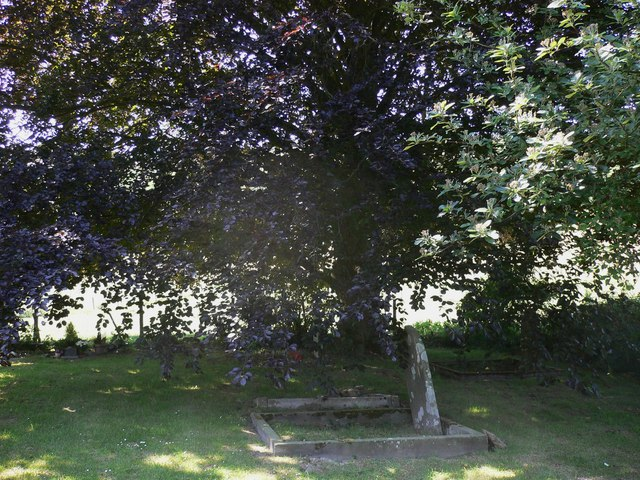 St Andrew's churchyard, Didling (2)
