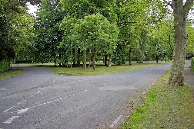 Junction Weaponness Drive/Weaponness Park