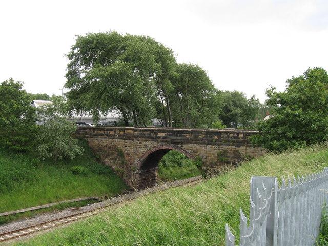Railway Bridge, Blackburn