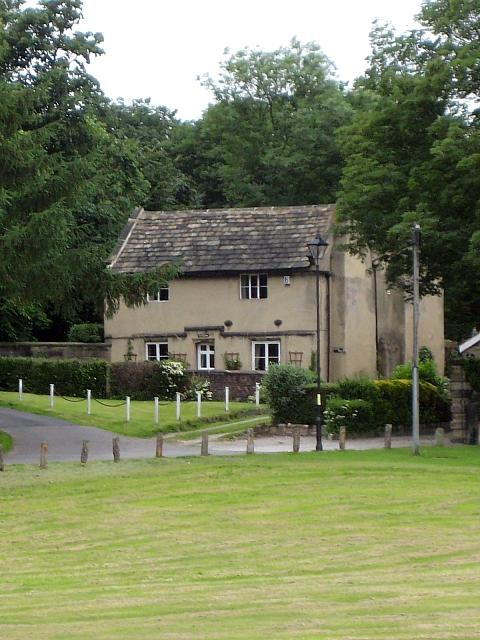 Heath conservation village - The Priest's House