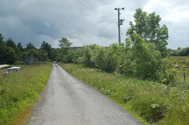 Road to Braigh Skulamus
