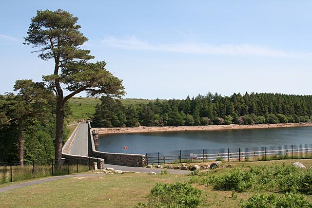 Holne: Venford Reservoir
