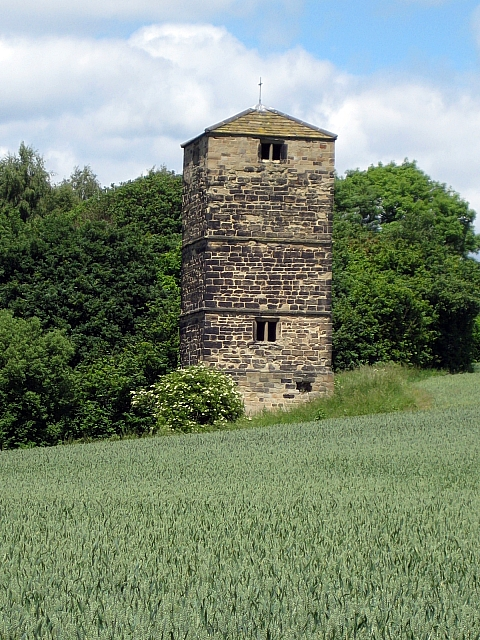 Heath conservation village - Dame Mary Bolle's  Water Tower