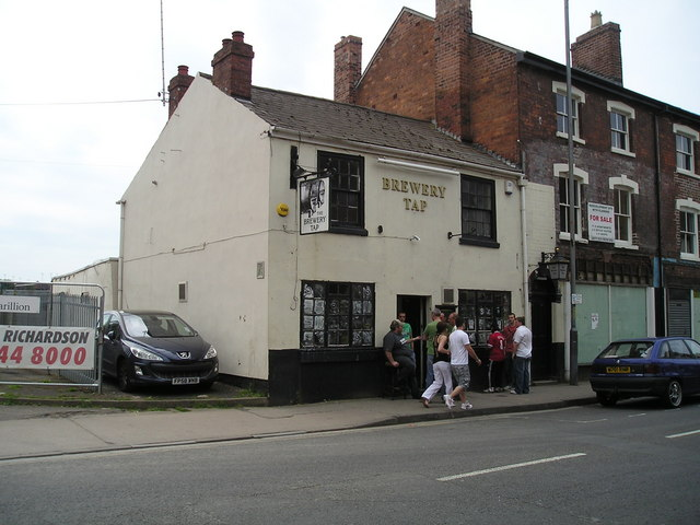 The Brewery Tap Pub, Lowesmoor, Worcester