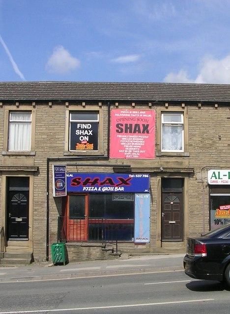 Shax Pizza & Grill Bar - Chapel Hill