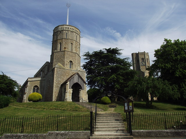 St Mary And  St Cyriac And St Julitta Swaffham Prior