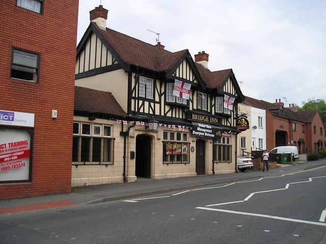 The Bridge Inn Pub, Lowesmoor, Worcester