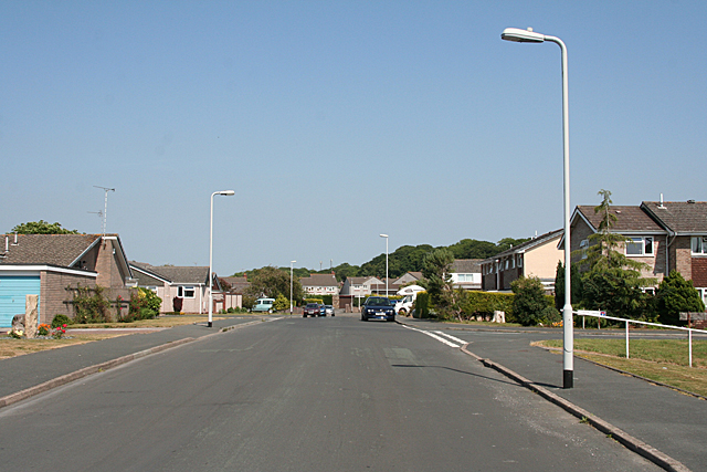 Plymstock: Charnhill Way