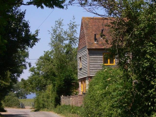 House on Bugshill Lane