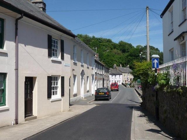 Station Road, Buckfastleigh