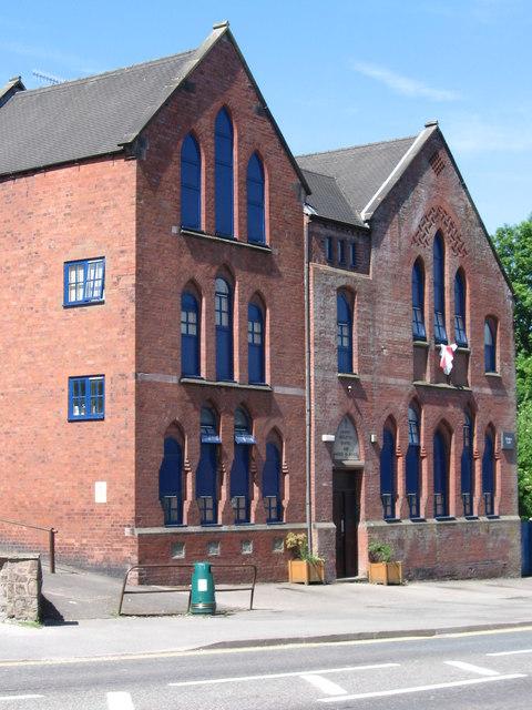Leek - Wesleyan Chapel