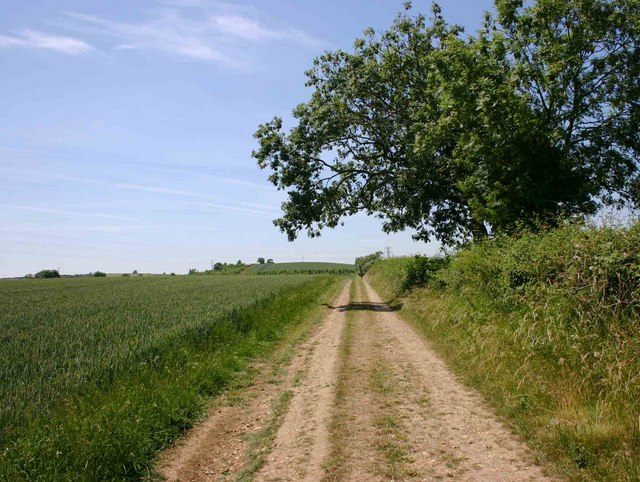 Farm Track off A3400