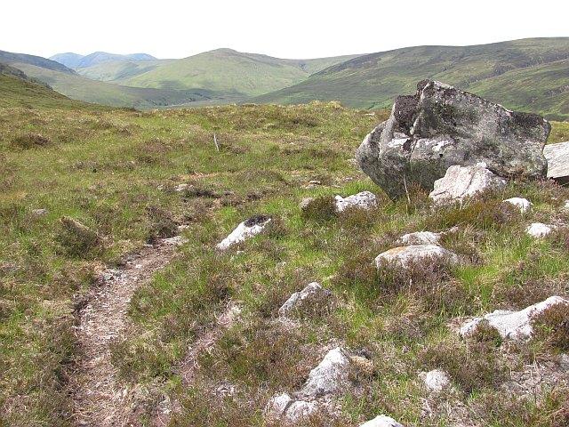 Pony path, Braeroy Forest