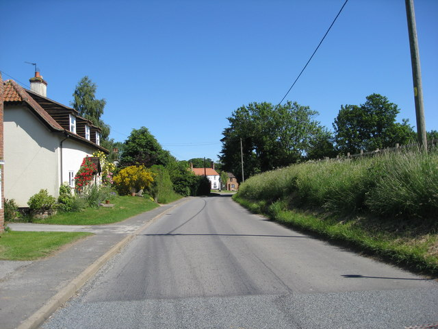Belchford - Main Road