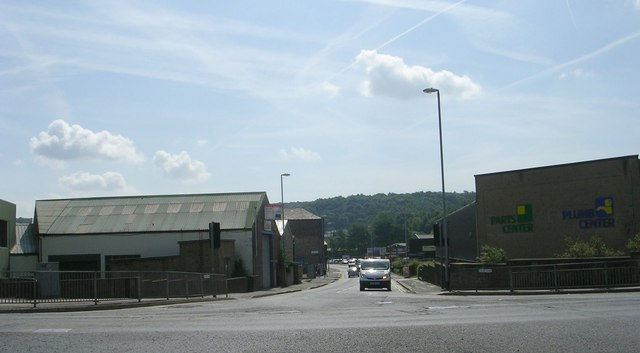 Colne Road - Chapel Hill