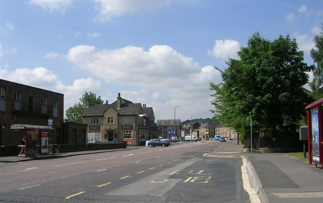 Lockwood Road - viewed from Chapel Hill