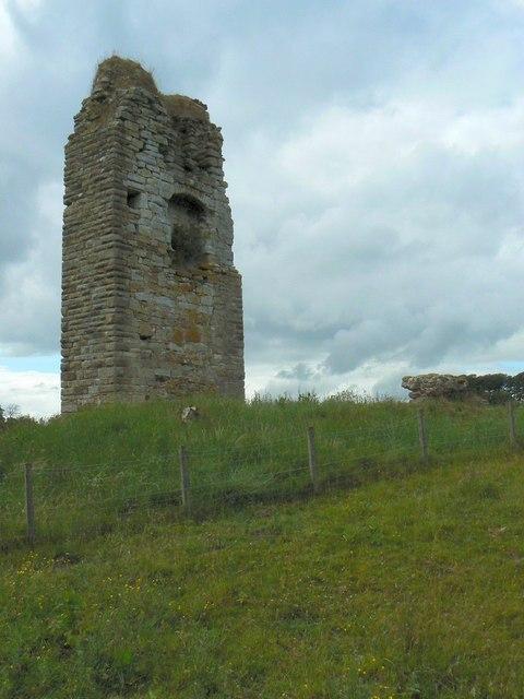 Old Corsehill Castle