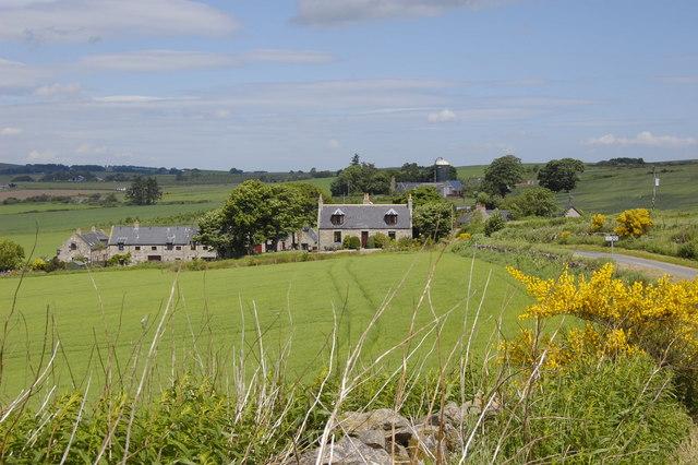 Wester Blair Farm