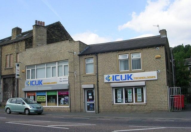 ICUK Technologies - Lockwood Road